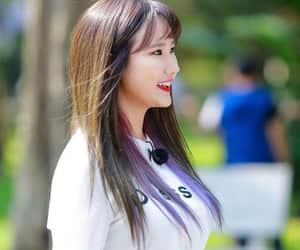 beauty, girls, and hyojin image