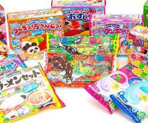 kracie, popin cookin, and diy candy image