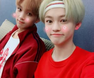chenle, haechan, and nct dream image