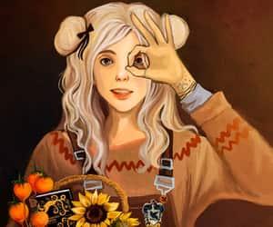 harry potter and luna lovegood image
