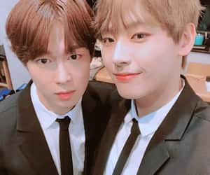k-pop, dawon, and inseong image