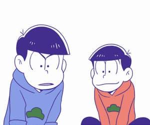 fanart, gif, and osomatsu-san image