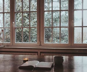 biblioteca, tea, and vintage image