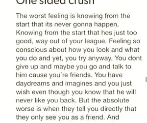 crush, imposible, and friendzone image