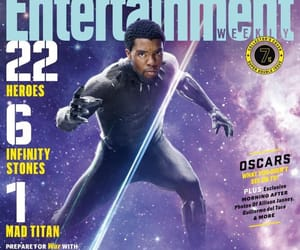 black panther, Marvel, and Avengers image