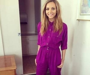 purple, violet, and jade thirlwall image