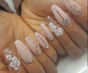 amazing, nails, and manicure image