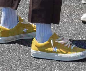 converse, fashion, and tyler the creator image