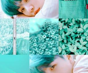 aqua, blue, and suga image