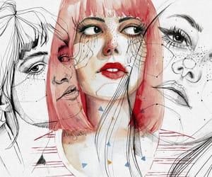 drawing, arte, and ilustracion image