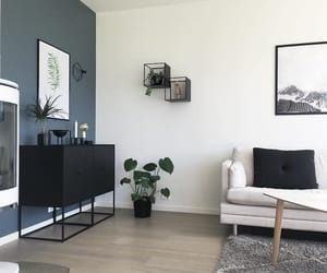 black, Blanc, and home image