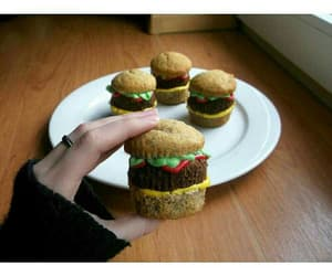 bake, baking, and cupcake image