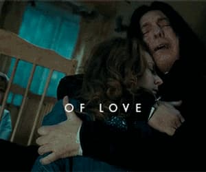 gif, harry potter, and of love image
