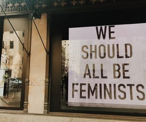 woman, feminism, and feminist image