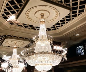 chandelier, europe, and monte carlo image