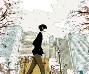 aesthetic, illustration, and animation image
