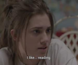 bookworm, tumblr, and books image