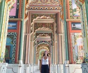 india, wanderlust, and travel image