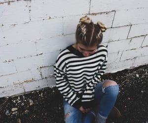 braiding, hair, and braids image