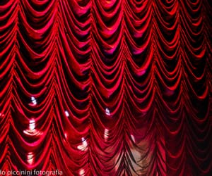 curtain, red, and marsala image