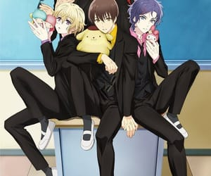 anime and sanrio danshi image