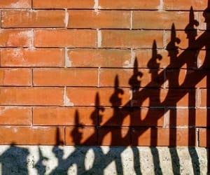 aesthetic, bricks, and railing image