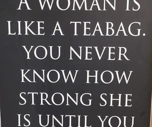 sentence, teabag, and women image
