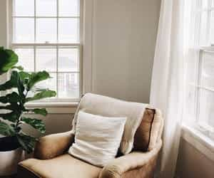 cosy, flat, and living room image