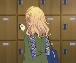 anime, anime girl, and citrus image