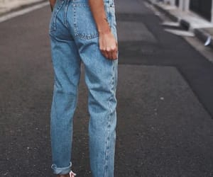 beauty, denim, and body image