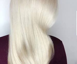 bleach, blonde, and hair image