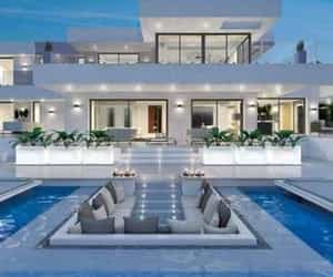 home and luxury image