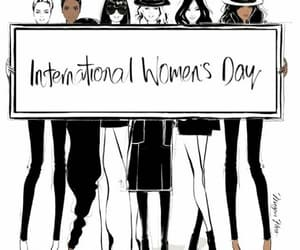 woman's day and 8 de marzo image