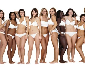body, body positive, and dove image