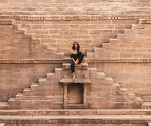 india, travel, and shay mitchell image