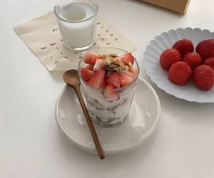 baking, breakfast, and cooking image