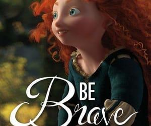 be brave, brave, and disney image