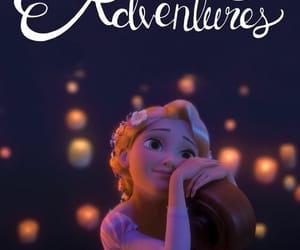 adventure, disney, and lights image