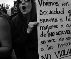 society, woman, and mujeres image
