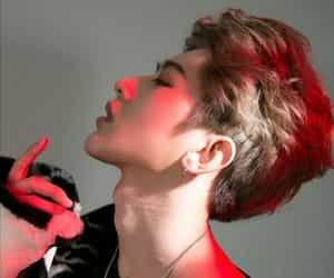cai xukun and idol producer image