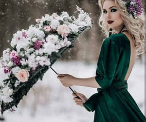 flowers, green, and beautiful image