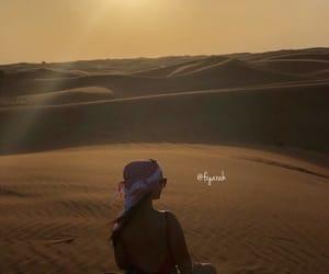 fashion style, dubai desert, and inspi inspiration image