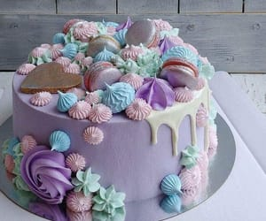cake, wallpapers+backgrounds, and yum+yummy+yummi image