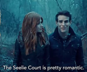 gif, seelie, and clary fray image