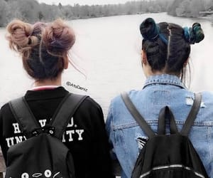 grunge, friends, and bff image