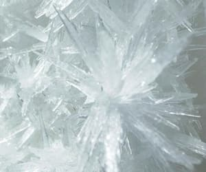 ice, aesthetic, and snow image