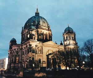 architecture, berlin, and europe image