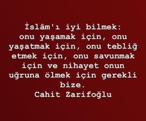 alıntı, türkçe sözler, and cahit zarifoğlu image
