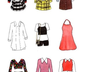 outfits, Clueless, and cher horowitz image