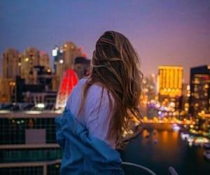 girl, city, and alternative image